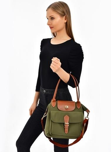 TH Bags Çanta Yeşil